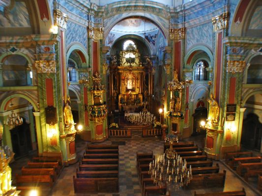 Sanktuarium św. Anny w Lubartowie