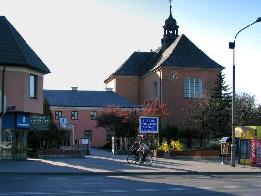 Ostroleka-klasztor