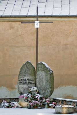 Ostroleka-pomnik czwartakow