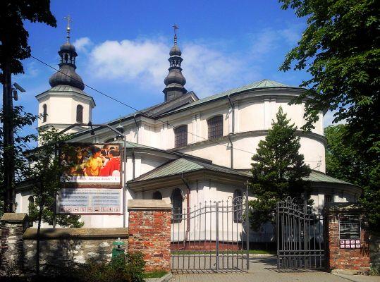 Kościół Narodzenia Najświętszej Marii Panny i św. Antoniego