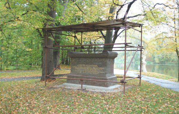 Sarkofag Potockiego w Wilanowie