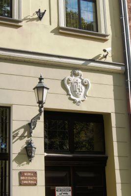 Toruń, ul. Łazienna 18 (OLA Z.)