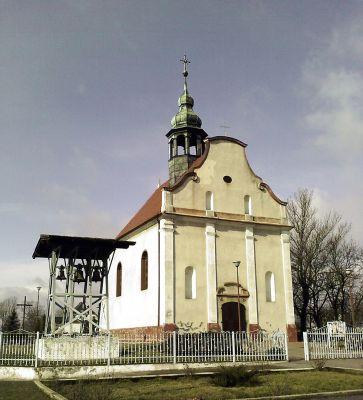 Slawsk Wielki church