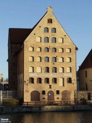Gdańsk, Muzeum Archeologiczne - Centrum Edukacji Archeologicznej - fotopolska.eu (286973)