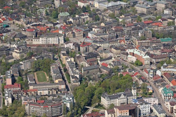 Bielsko-Biała Downtown