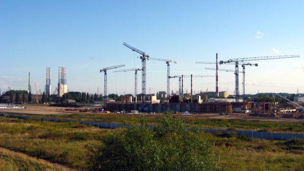 BA w budowie, wrzesień 2009 (ubt)