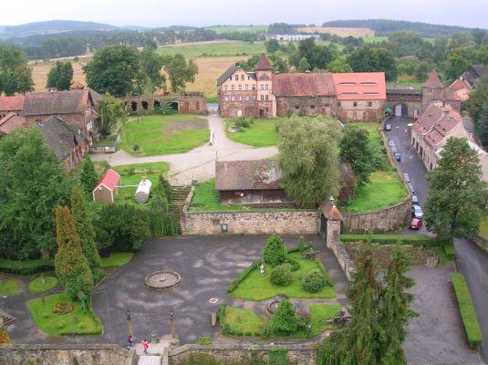 Zamek Czocha 092010e