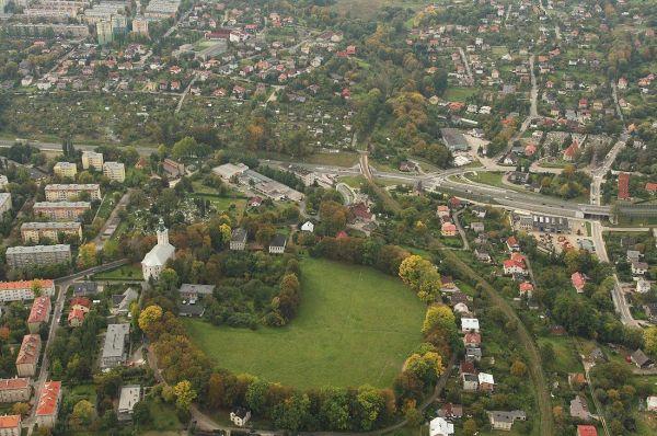 Grodzisko w Bielsku-Białej