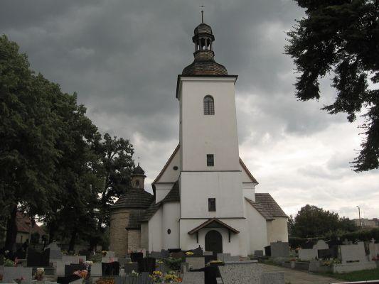 Kościół św. Marcina w Starych Tarnowicach