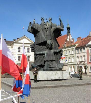 Bydgoszcz Pomnik Walki i Męczeństwa