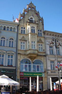 Stary Rynek Bydg kamienica nr 14