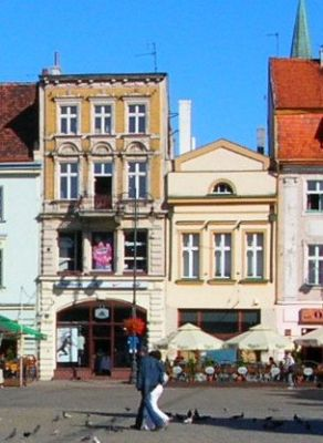 Stary Rynek Bydg kamienica nr 23 i 25
