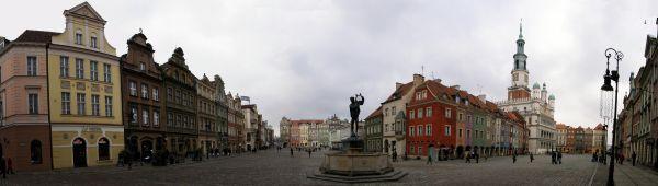 Stary Rynek w Poznaniu widok4