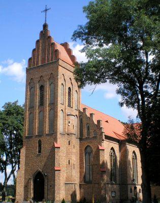 Kościół w Sulerzyżu