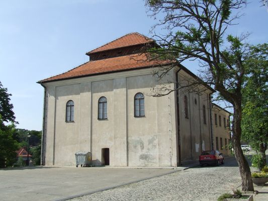 PL Sandomierz Synagoga