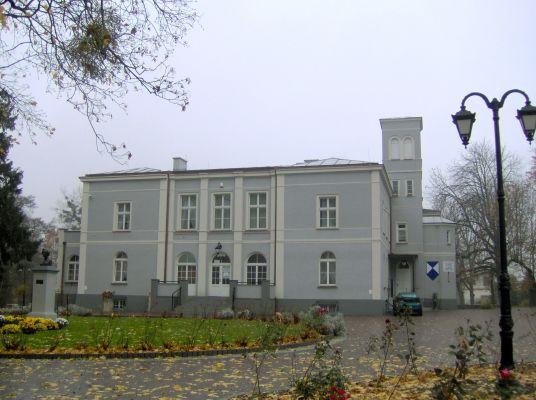 Szafarnia Manor Hause
