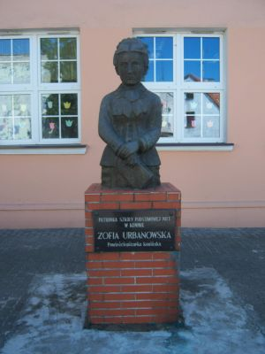 Monument Sophia Urbanowska