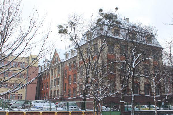 Szpital Górniczy w Bytomiu