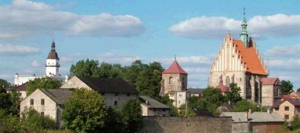 Szydłowiec-small panorama