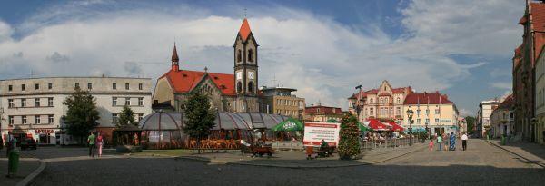 Tarnowskie Góry - Market square 01
