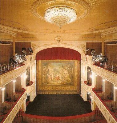 Bielsko-Biała, Teatr Polski, scena