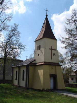 Trzebiesławice Kaplica