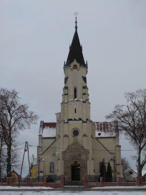 Kościół w Trześni