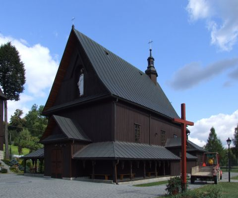Church in Tymowa