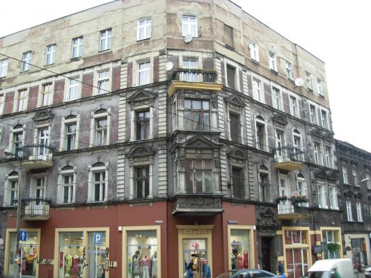 Katowice - kamienica 30