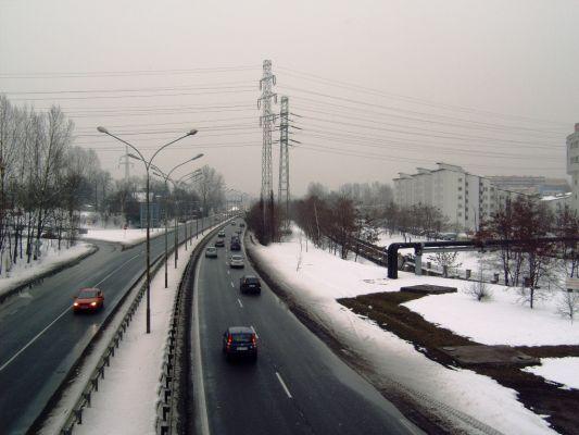 Katowice - Ulica Bagienna