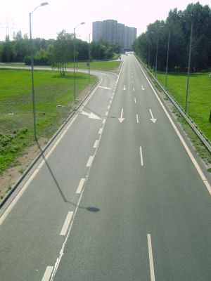 Bagienna Street Katowice