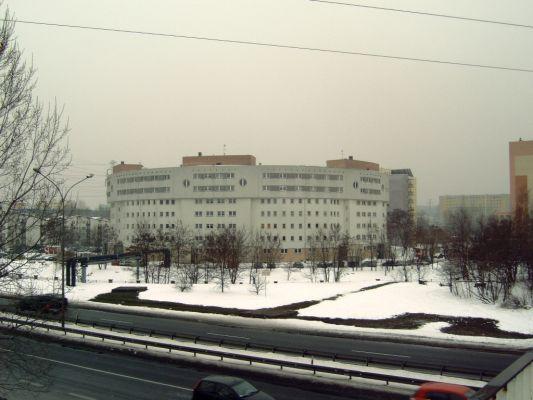 Katowice - ulica Saint Etinette 1