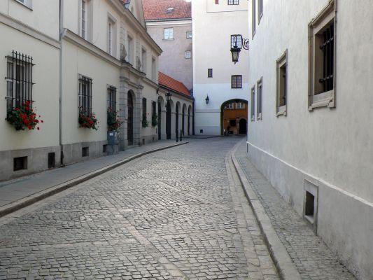 Dziekania Street in Warsaw 2009 (1)