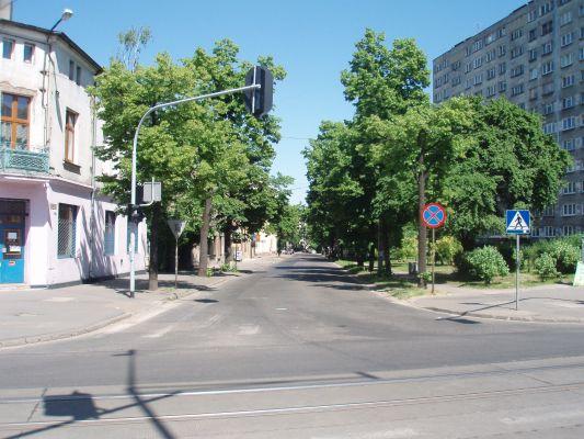 Ul Lecznicza w Łodzi