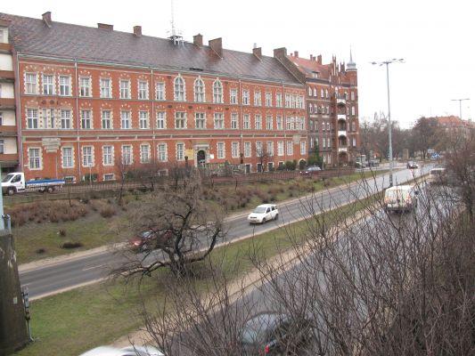 Ulica Okopowa w Gdańsku