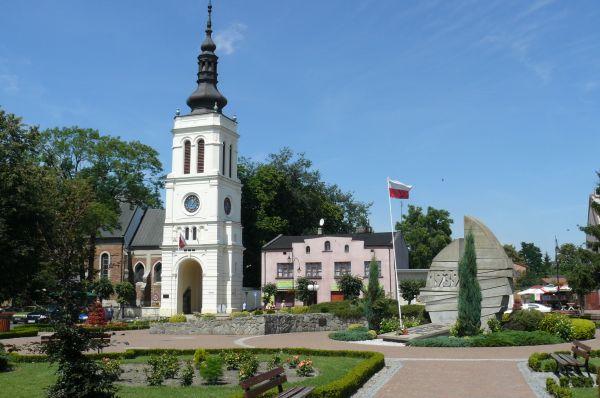 Uniejow Square