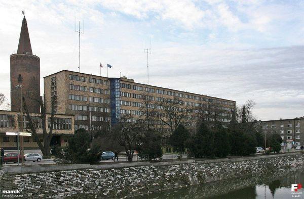 Opole, Urząd Marszałkowski, Urząd Wojewódzki, Starostwo Powiatowe - fotopolska.eu (275621)