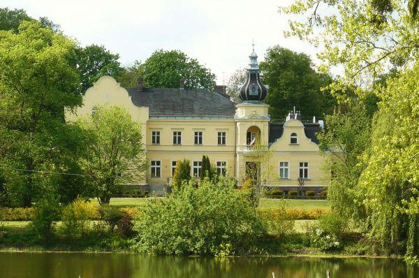 Wargowo PL palace