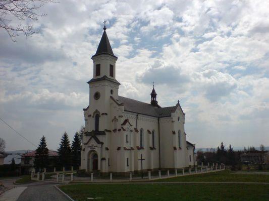 Kościół w Warzycach