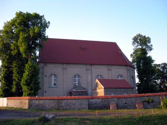 Wawelno church