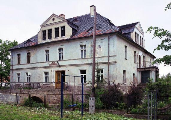 Dwór w Wiadrowie