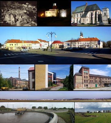 Wieluń Collage