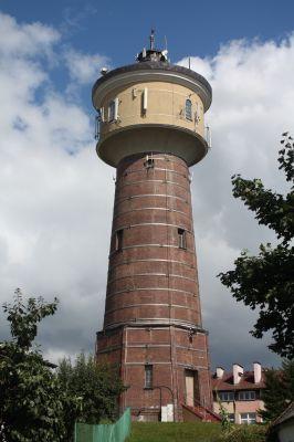 Olecko Wieża Ciśnień 001