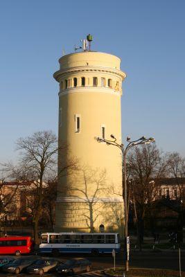 Piotrków Trybunalski - Water tower 01
