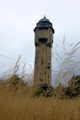 POL Katowice Borki - Wieża wodna