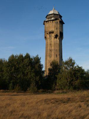 Szopienice Korczaka wieża ciśnień 1