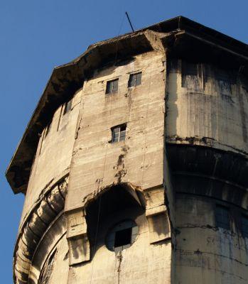 Szopienice Korczaka wieża ciśnień 2