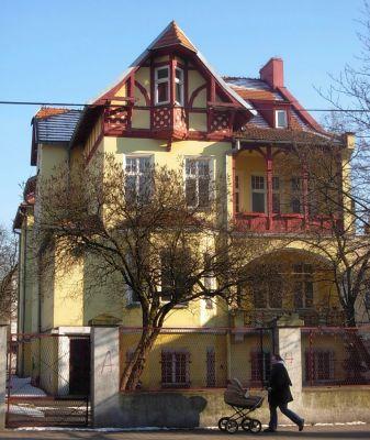 Willa Gdańska 84 1