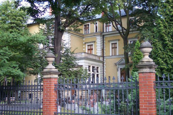 Willa Caro w Gliwicach1