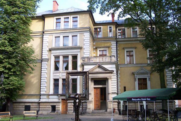 Willa Caro w Gliwicach2